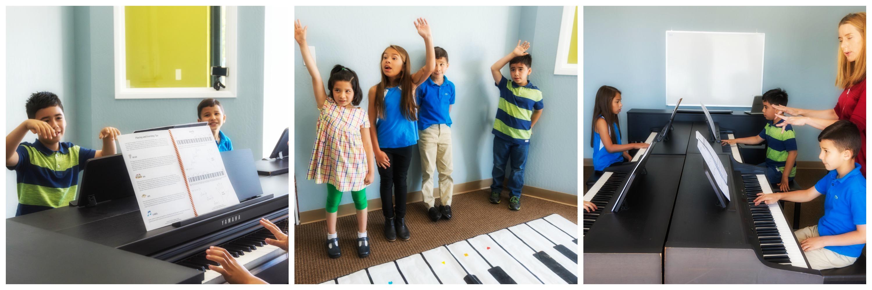 Teen music classes Instructors