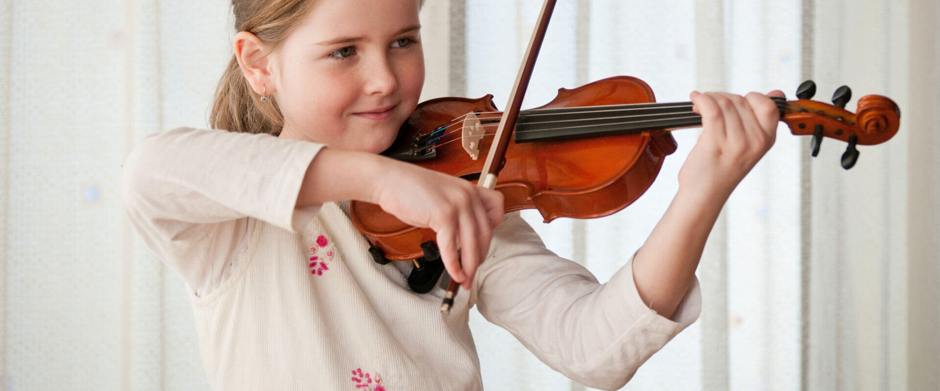Virtual Violin Lessons